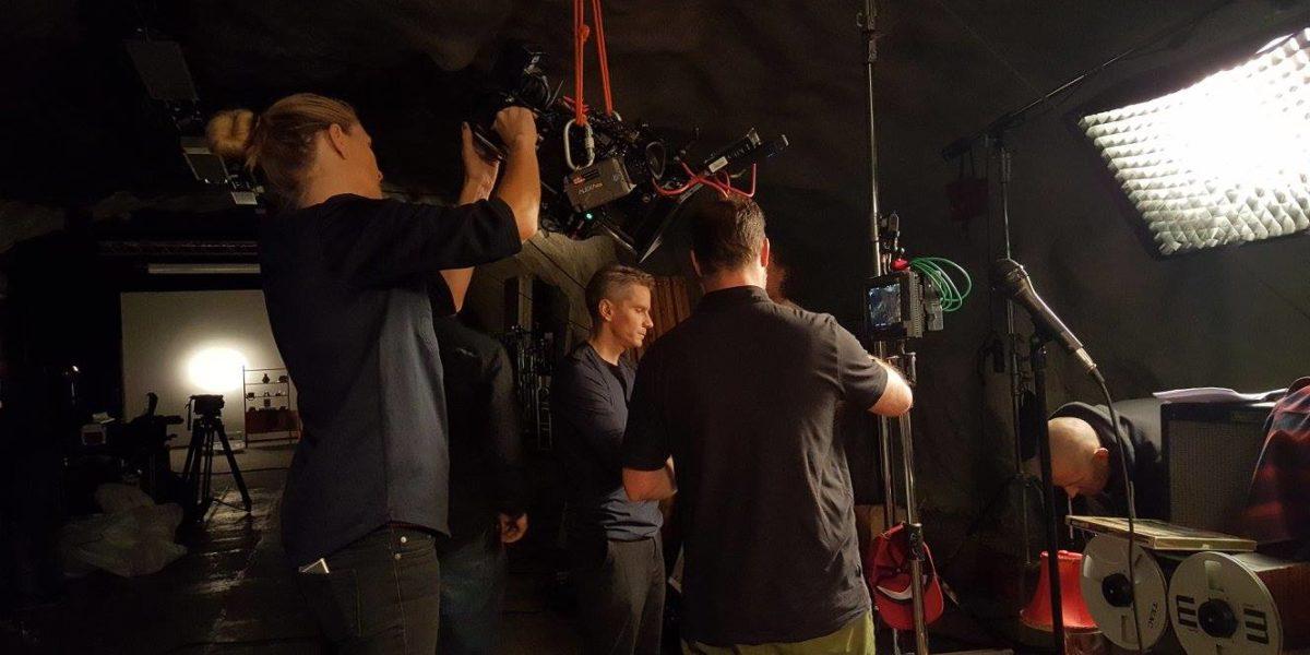 Postproduktion långfilm, kamera, inspelning - Regi Magoo